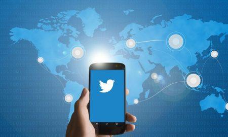Twitter Smartphone