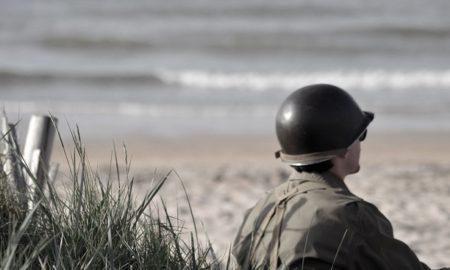 Normandy Landing Soldier