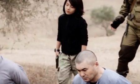 ISIS Child Killer Video Still