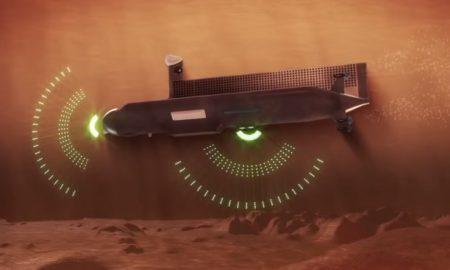 Titan Submarine NASA Robot