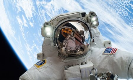 Astronauts Test Augmented Reality