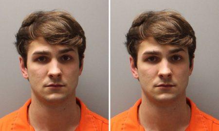 Caleb Moore Arrest Picture