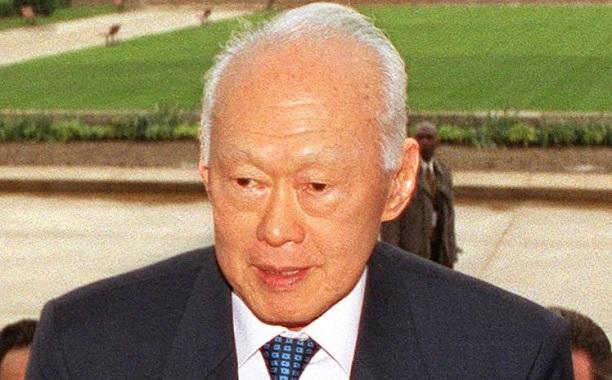 Lee Kuan Yew Dead