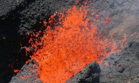 Villarrica Volcano Eruption 2015