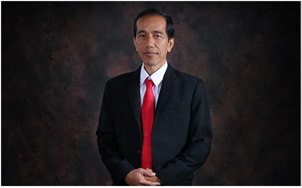 Indonesian President Jokowi Widodo