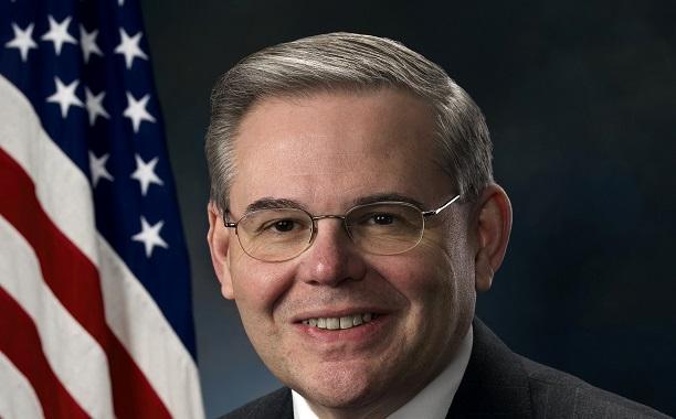 NJ Sen. Bob Menendez
