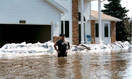 Rising Flood Levels