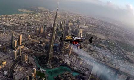 Jetman Dubai 4K Video