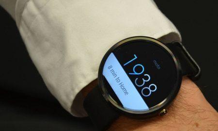 Aria Smartwatch
