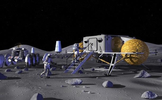 3D Printed Space Habitat