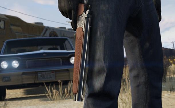 GTA V New Guns