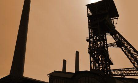 Coal Mining Refinery