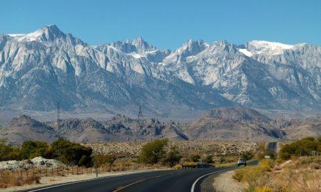 Sierra Nevada Mountains