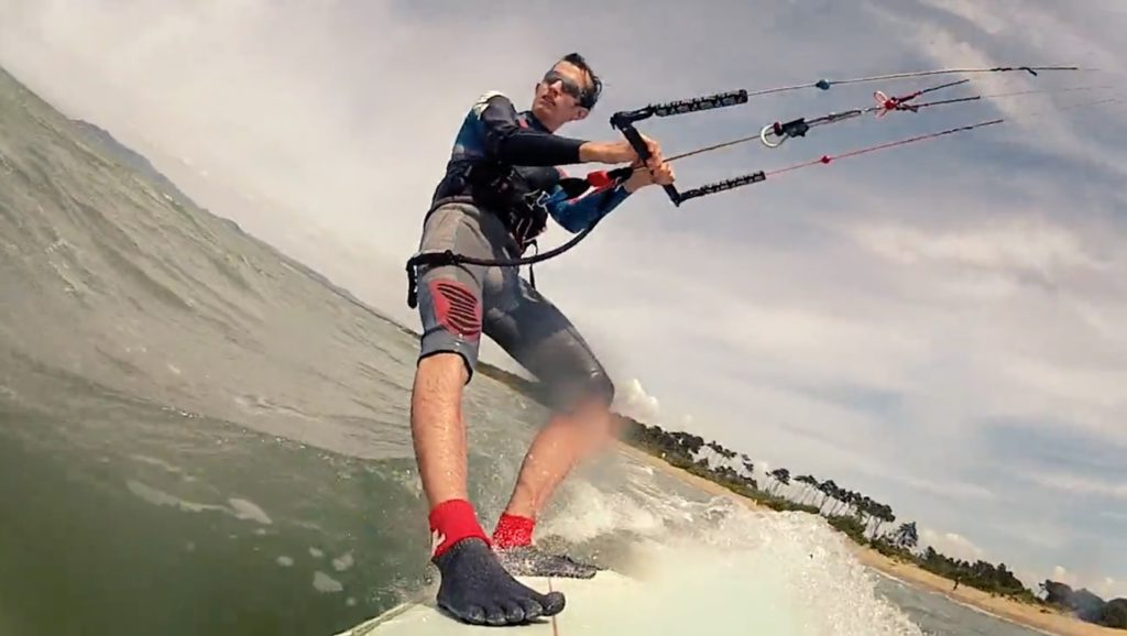 Free Your Feet Kiteboarding