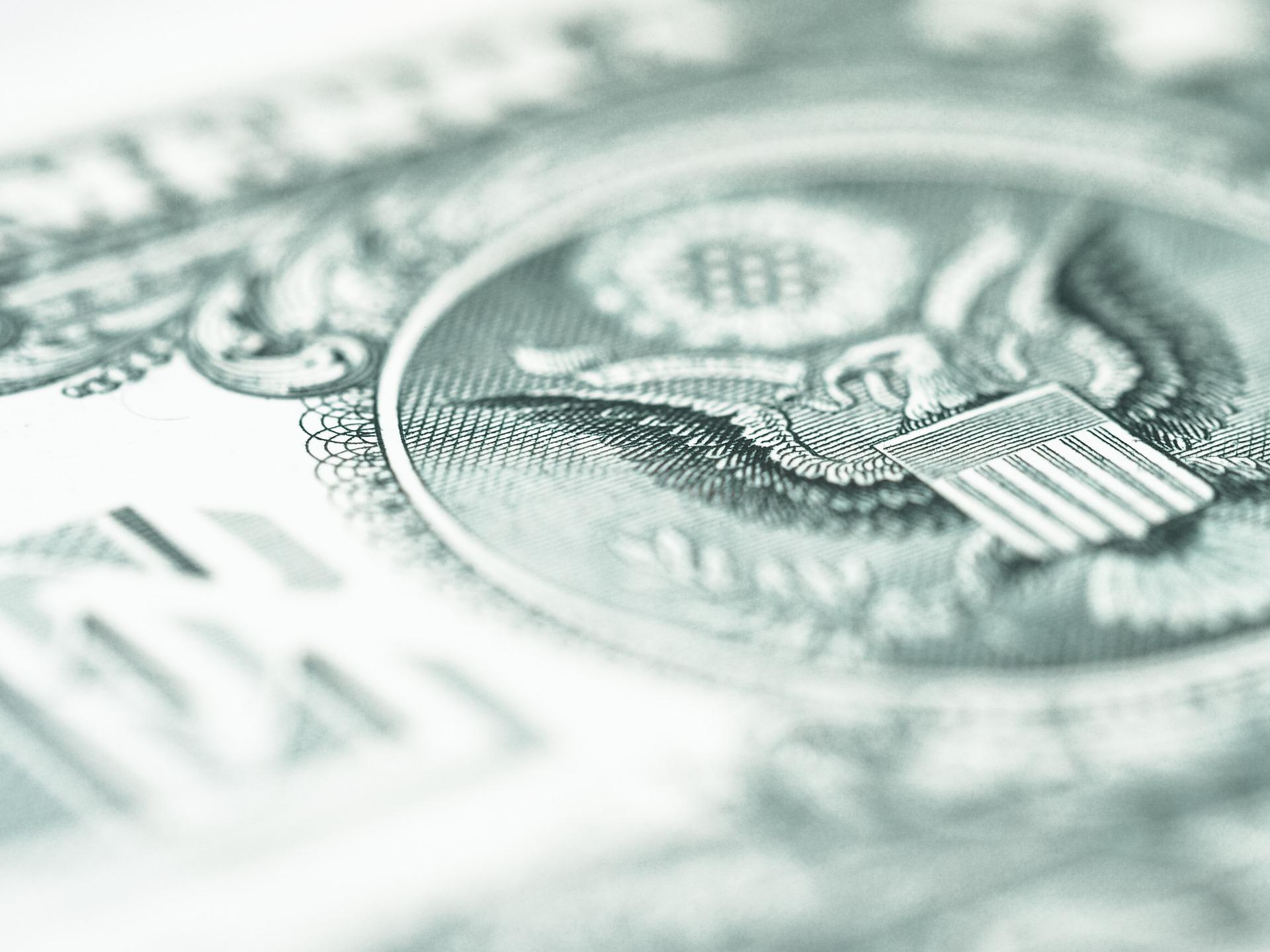 Dollar Representing Wealth