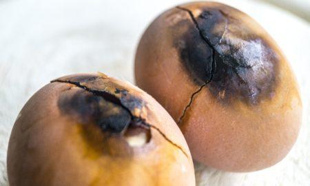 Burned Eggs