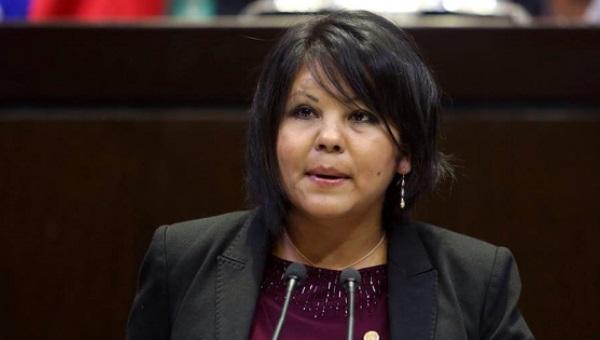 Mexican Mayor Gisela Mota