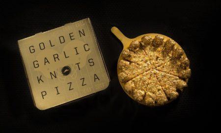 Pizza Hut Gold Pizza